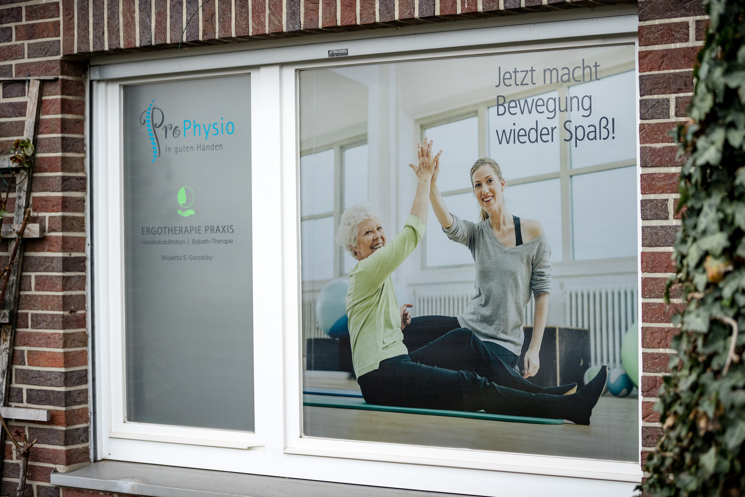ProPhysio Physiotherapie Hamm Praxis